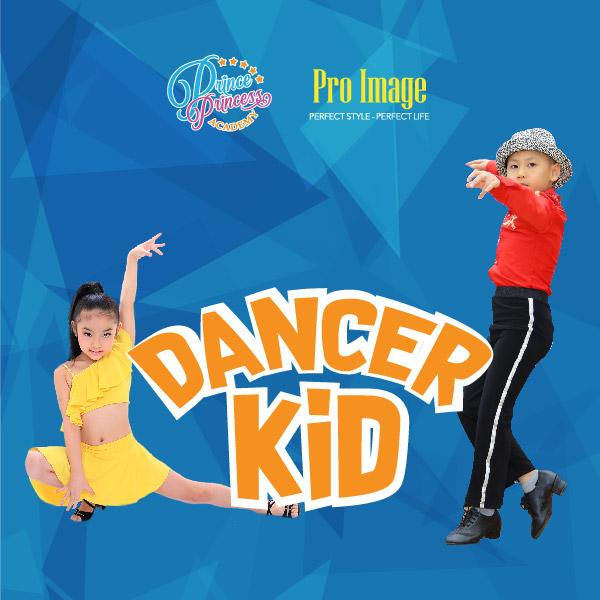 KHÓA HỌC DANCER KIDS