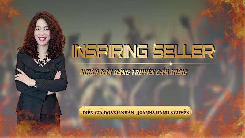 Khoá huấn luyện Người bán hàng truyền cảm hứng - Insoiring seller